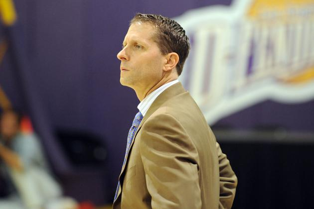 Men's Basketball Adds Former NBA Coach Musselman