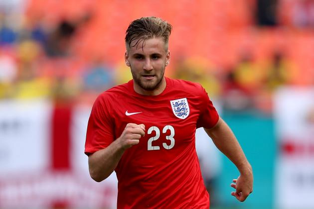 Chelsea Transfer News: Luke Shaw's Long-Term Potential Trumps Luis Filipe Deal