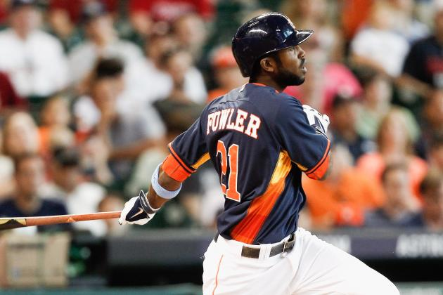 Dexter Fowler's Keen Eye at the Plate Paying off for Astros
