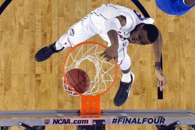 DeAndre Daniels NBA Draft 2014: Highlights, Scouting Report for Raptors Rookie