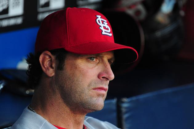 Mike Matheny Remembers Padres Great Tony Gwynn