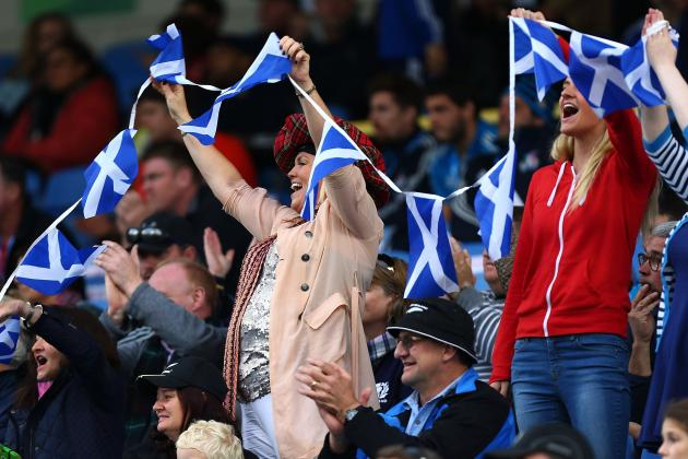 Argentina vs. Scotland: Date, Time, Live Stream, TV Info and Rugby Preview