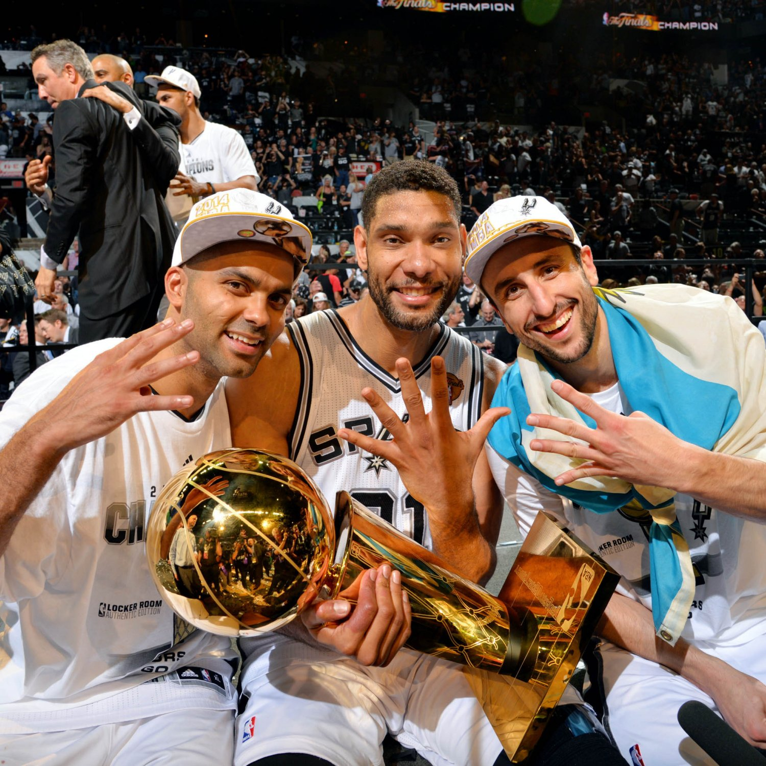 Spurs Parade 2014: Expectations For NBA Championship