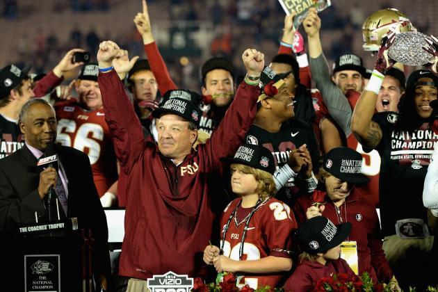2014 BCS Football Champions Florida State Unlikely to Visit White House