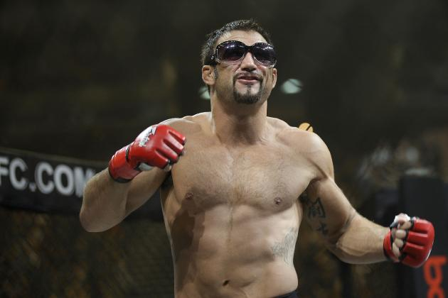 Phil Baroni vs. Karo Parisyan Added to Bellator 122