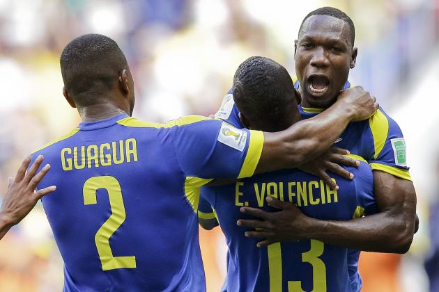 Ecuador vs. Honduras: Key Issues La Tri Must Solve to Win in Group E