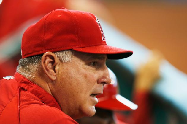 Scioscia Answers for Failed Steal After Angels Loss
