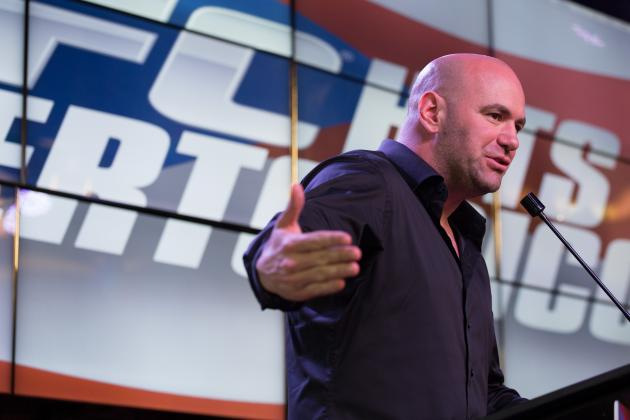 Dana White: TUF 19 Is 'Without a Doubt the Worst Season' of the Series