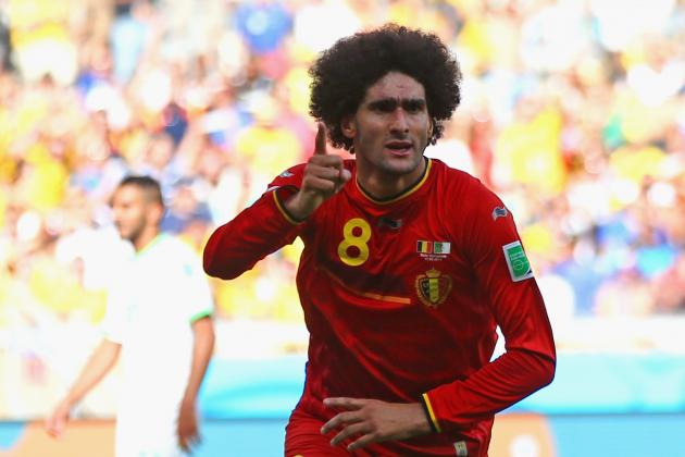 Belgium vs. Algeria: Tactical Review of Marc Wilmots' Genius Substitutions