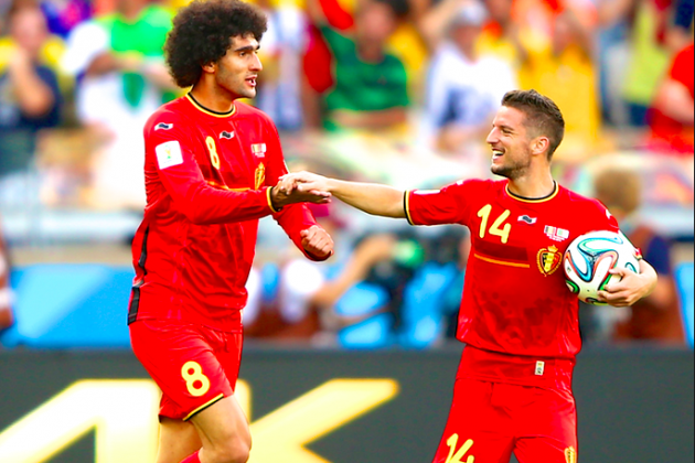 Belgium vs. Algeria: World Cup Group H Score, Grades and Post-Match Reaction