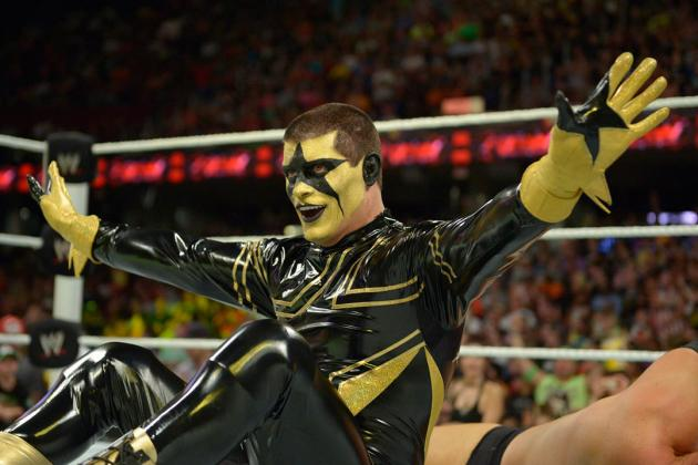 Stardust Gimmick Is Smart Change of Direction for Cody Rhodes