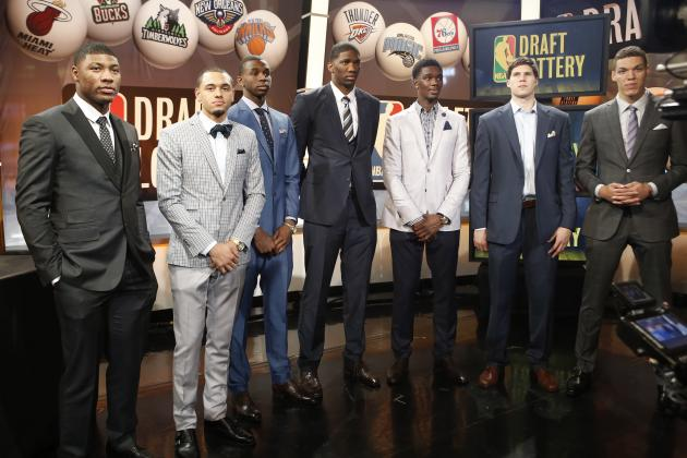 NBA Draft 2014: Order List, Viewing Info and Predictions for NBA Showcase