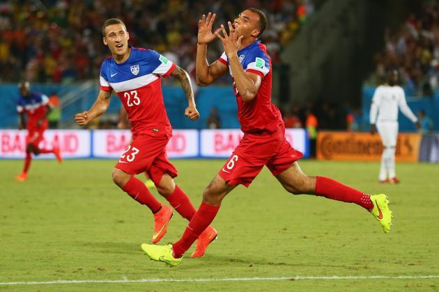 Usa Mens Soccer 2014 USA vs. Ghana i...