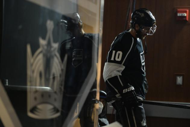 Why the Los Angeles Kings Must Keep Mike Richards