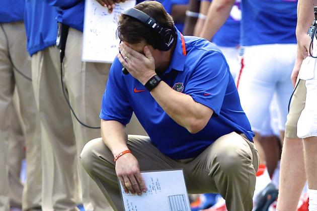 Could Joker Phillips' Departure Mean Suspension for Will Muschamp?