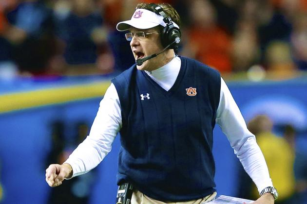 Auburn Football: Why 2014 Season Should Be Playoff or Bust for Gus Malzahn