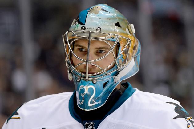 Sharks Re-Sign Backup Goalie Alex Stalock to 2-Year Deal