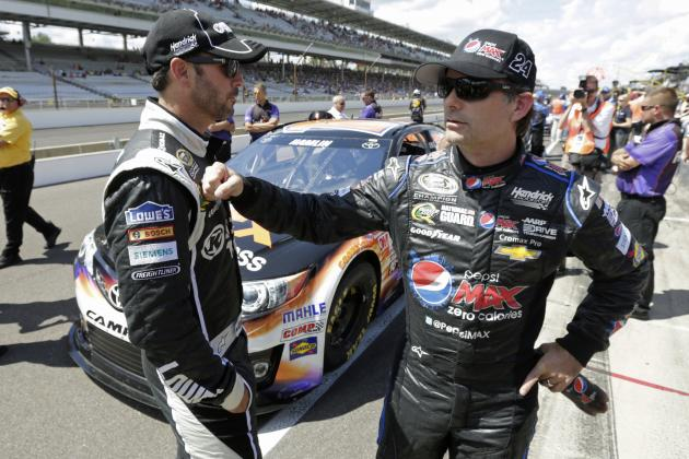 NASCAR at Sonoma 2014: Latest NASCAR Team News, Top Drivers and More