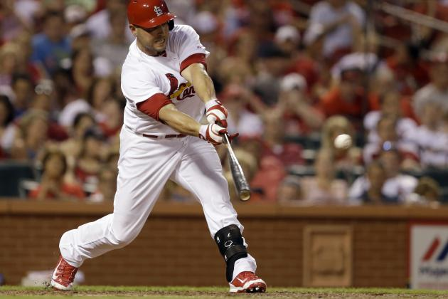 Holliday's 1,000th RBI Is the Sign of a Career of Consistency