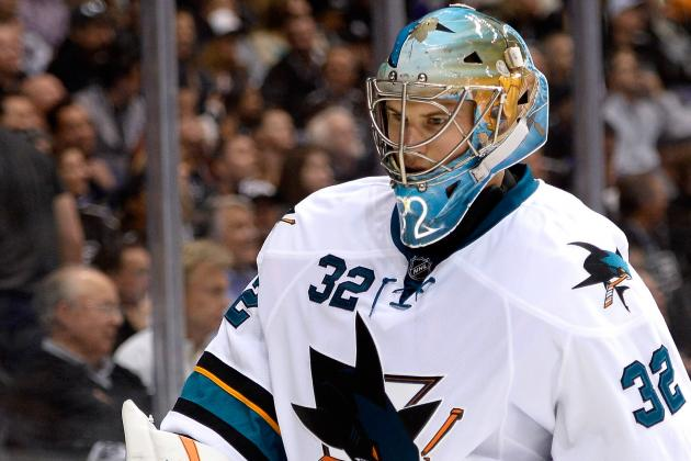 Sharks Re-Sign Stalock, Brown