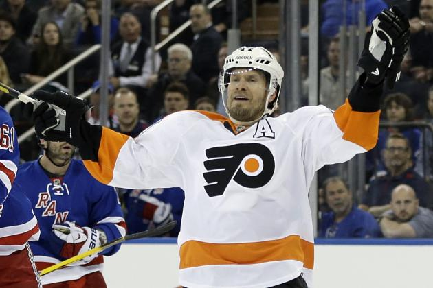 Why Re-Signing Kimmo Timonen Makes Sense for the Philadelphia Flyers