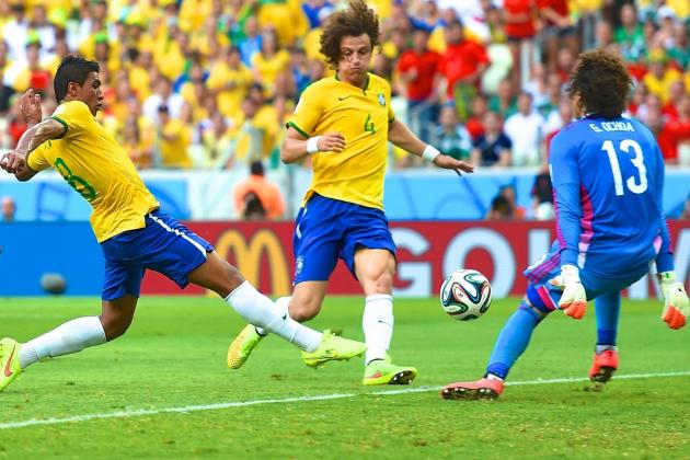 Brazil vs. Mexico: Live Score, Highlights for World Cup 2014 Group A Game