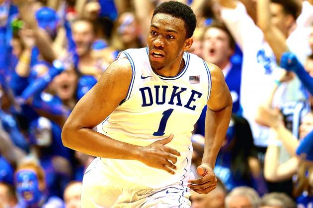 Roundtable: Which 2014 NBA Draft Prospect Will Be First All-Star?