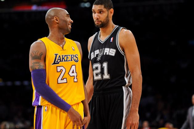 Comparing Tim Duncan to NBA's Greatest