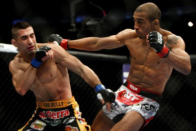 UFC Manager Mike Kogan Drops N-Bomb on Featherweight Champ Jose Aldo