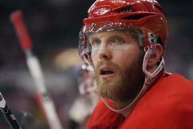 Detroit Red Wings Must Simply Cut Ties with Dan Cleary and Embrace Future