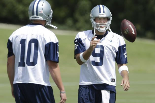 Dallas Cowboys' Mandatory Minicamp: Day 1 Recap