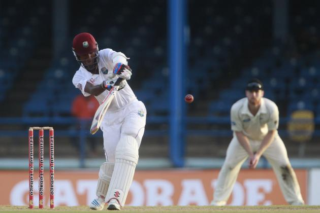 West Indies vs. New Zealand, 2nd Test: Day 2 Video Highlights, Scorecard, Report