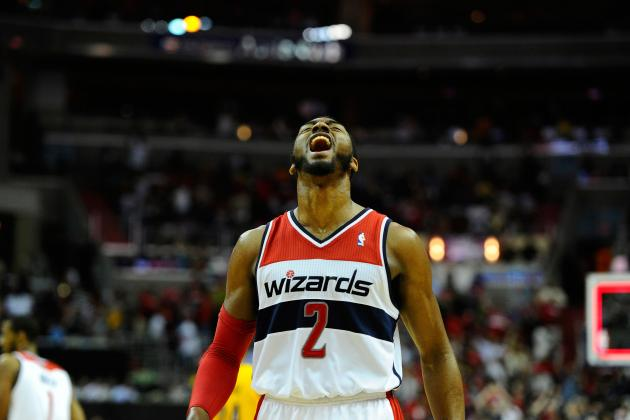 John Wall Talks Washington Wizards' Bright Future and Age Limit Increase