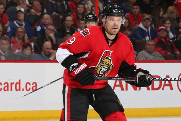 Report: Sens, Michalek Begin Contract Talks