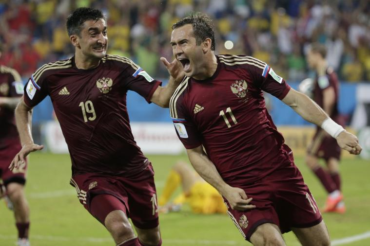 Russia vs. Korea Republic: Goals, Highlights for World Cup Group H Game