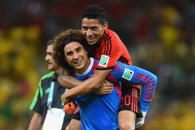 World Cup Daily Digest: Guillermo Ochoa Thwarts Brazil, Fabio Capello's Deja Vu