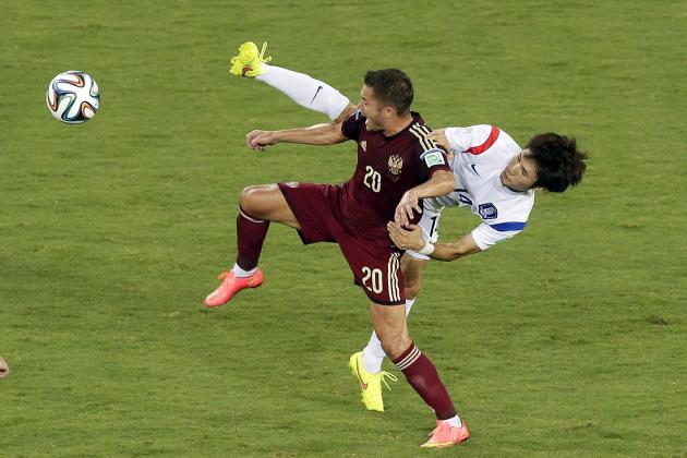 Russia Need a Rethink After South Korea Draw