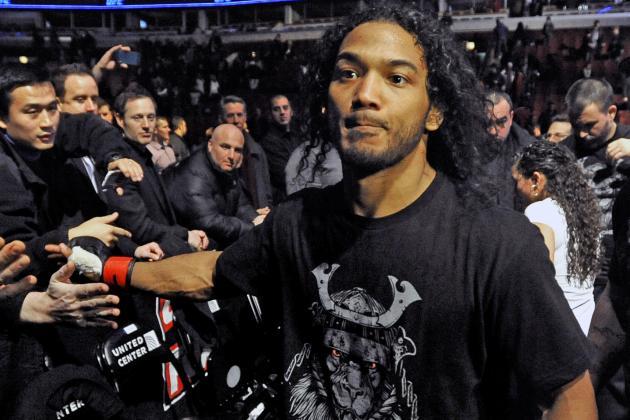 UFC in Tulsa Main Event Announced