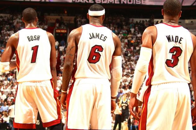 Is the Big 3 Model Sustainable for Miami Heat?