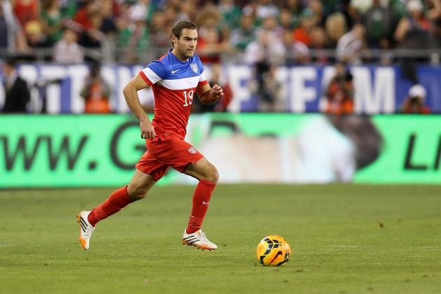 Why Graham Zusi Must Be Handed a Start for USA vs. Portugal