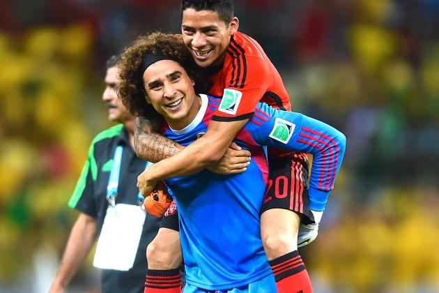Brazil and Mexico Skewer Scoreless Stereotypes in Guillermo Ochoa-Inspired Draw