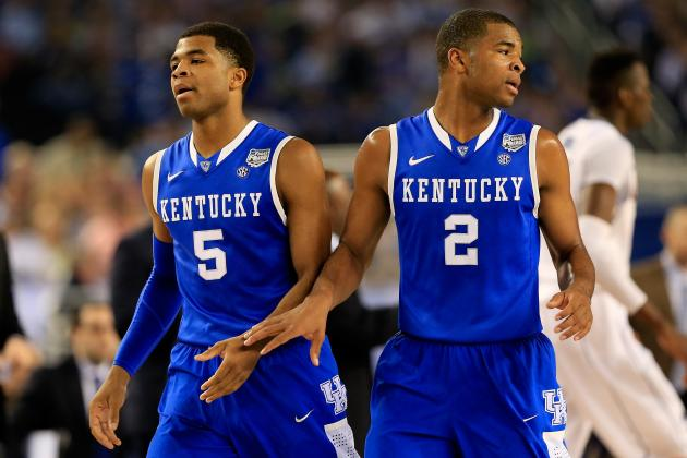 Kentucky Basketball: What to Expect from the Harrison Twins as Sophomores