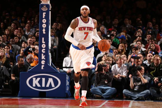 Should Los Angeles Lakers Pursue Carmelo Anthony in Free Agency?