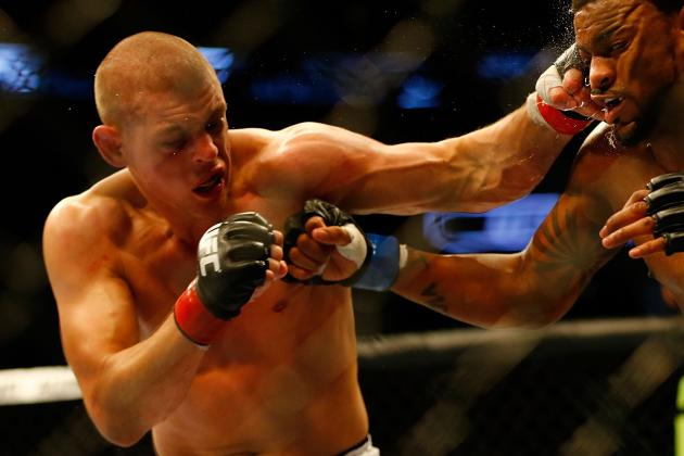 Joe Lauzon to Fight Michael Chiesa on Foxwoods UFC Card