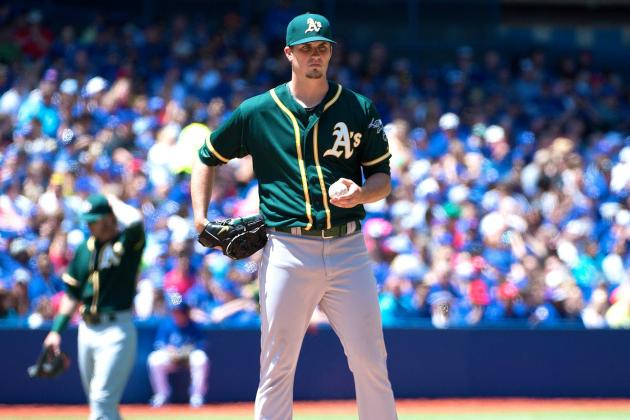 Drew Pomeranz Injury: Updates on A's Pitcher's Hand, Return After Punching Chair