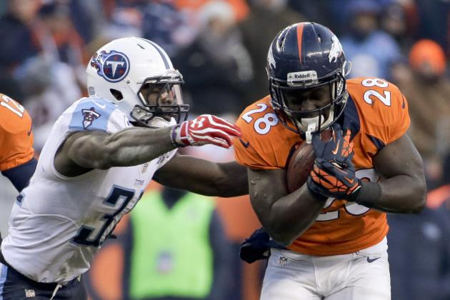 Why Montee Ball Is True Key to Denver Broncos' 2014 Campaign