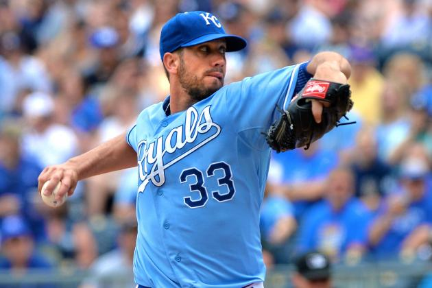James Shields Trade Rumors: Latest Buzz and Speculation Surrounding Royals Star