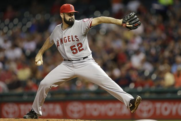 Angels Bats Erupt for Matt Shoemaker Gem