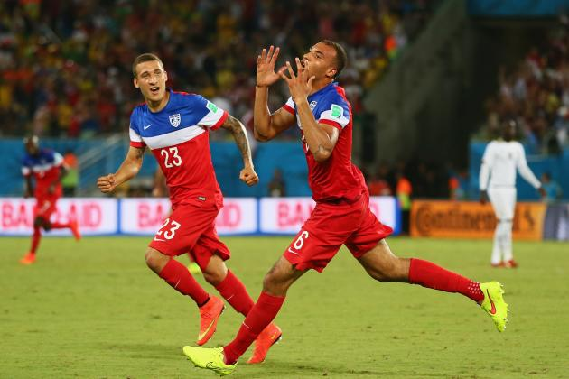 John Brooks Becomes First Sub to Score for USA in World Cup History