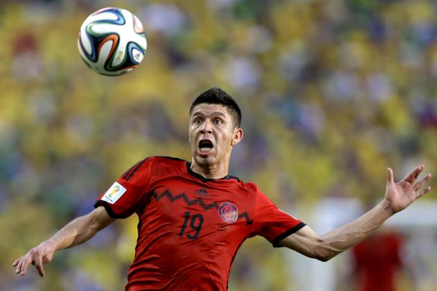 Why Oribe Peralta Is Under Most Pressure for Mexico Following Draw vs. Brazil